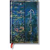 paperblanks 爱尔兰 EmbellishedManuscripts横线笔记本MIDI睡莲