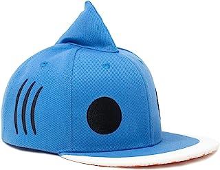 儿童鲨鱼帽 儿童鲨鱼鳍棒球帽,男孩女孩,儿童趣味动物