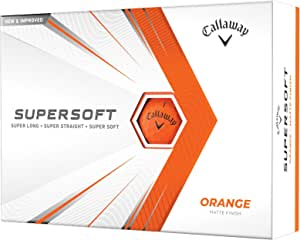 Callaway 2021 超软高尔夫球 12B PK