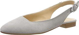 ESPRIT 女士 Saby Sling 芭蕾平底鞋
