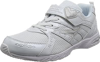 Syunsoku 瞬足运动鞋 上学用鞋 瞬足 柠檬派 轻量 19~24.5厘米 2E 儿童 女童 LEJ4270