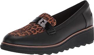 Clarks 女士 Sharon Gracie 乐福鞋