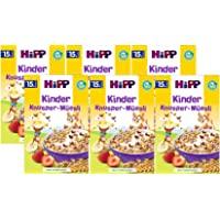 HiPP 喜宝 幼儿香脆麦片 适用于15月以上幼儿,6盒装(6 x 200g)