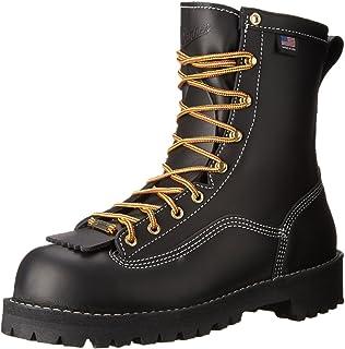 Danner 男式 Super Rain Forest 20.32cm 工作靴