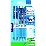 Pilot B2P - Bottle to Pen - Retractable Ball Point Pens