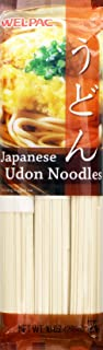 Welpac Japanese Udon Noodles, 10 Ounce (Pack of 12)