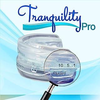 Tranquility Pro 2 可调节 Bruxism 夜吹嘴 * 护齿 护齿 辅助 不适合小嘴