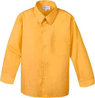 Spring Notion 男婴长袖正装衬衫