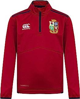 Canterbury 儿童 英伦和爱尔兰狮 保暖 四分之一拉链 抓绒
