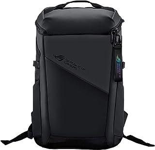 ROG Ranger BP2701 轻质游戏背包 防水材质 带多个口袋,可容纳 17 英寸笔记本电脑
