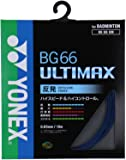 YONEX 尤尼克斯 羽毛球 收杆 BG66 ULTIMAX BG66 ULTIMAX