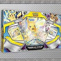 Pokemon PC35925 皮卡丘 & Eevee GX 系列,无颜色
