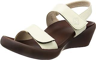 RegettaCanoe 凉鞋 Row坡跟鞋 女士
