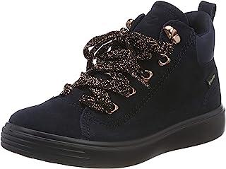 ECCO 爱步 S7 Teen 女童高帮运动鞋