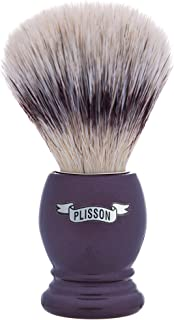Plisson 剃须刀,珍珠母,白色纤维,尺寸 12