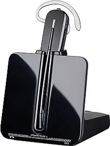 Zeimax 蓝牙立体声耳机,蓝牙 4.0 支持 NFC 多点配对语音命令蓝牙 EQ 样式84693-01 可转换的 1包 黑色