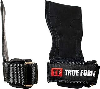 True Form Grips 举重力提升肩带,动力提升钩,健身手套,提升手腕绑带,去死皮束缚,去甲钩子,健身手套,,,分叉,交叉健身手套,手腕带