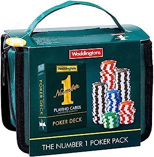 Waddingtons 扑克牌 1 号旅行装