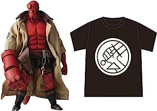 1000 玩具地狱男孩 BPRD 衬衫版本 1:12 比例可动公仔