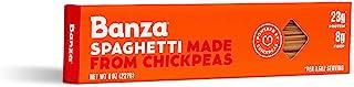 Banza 意大利面,鹰嘴豆,意大利面8盎司(约226.8克)(12包)