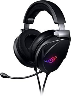 ASUS 华硕 ROG Theta 7.1 RGB 游戏耳机 40 毫米 驱动 ESS 四驱 降噪