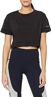 Superdry 极度干燥 女式训练露脐 T 恤