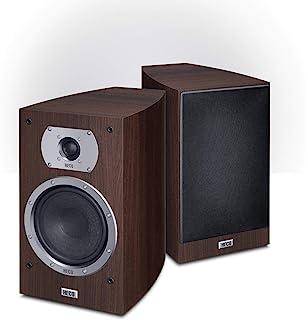 Heco 德高 Victa Prime 低音反射式书架扬声器 Espresso