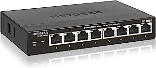 NETGEAR GS308T 8端口千兆以太网智能管理专业网络/LAN交换机   *2层台式机   ProSAFE 和技术聊天支持 (GS308T-100PES)