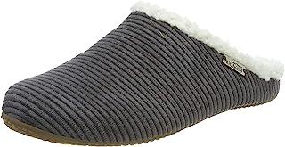 Living Kitzbühel 女孩马铃薯毛绒带鞋垫拖鞋