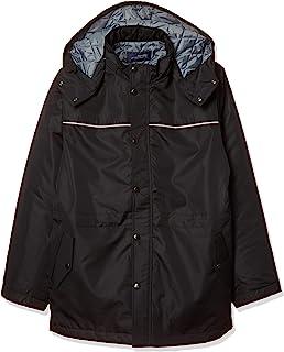 [蜻蜓学生服] 轻便温暖的尼龙制 风衣校园外套 T-22-1 男孩