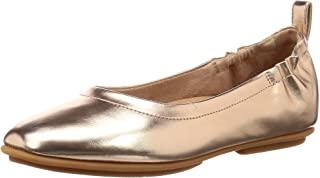 Fit flope 舒适芭蕾舞鞋 ALLEGRO METALLIC BALLERINAS 女士