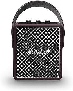 Marshall 马歇尔 Stockwell II 便携式音箱 酒红色