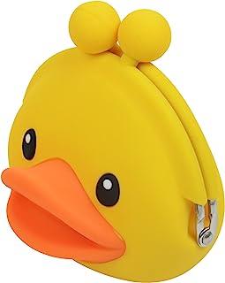 GMC Toys Field p + g设计 3D POCHI FRIENDS DUCK 零钱包 黄色 PG-18301
