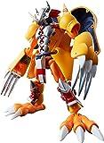 超级进化灵魂数码宝贝冒险 01 WargreYMon 约 155mm ABS & PVC & 压铸彩绘可移动人偶