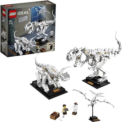 LEGO 乐高Ideas系列 21320 Dinosaur Fossils 恐龙化石