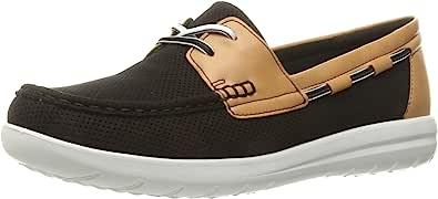 Clarks Jocolin Vista 女式船型鞋