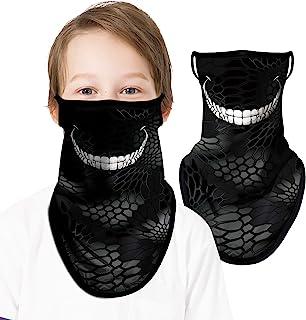 Venswell 范斯韦尔 3D 护颈面罩 男女通用 无缝头巾 *面罩 头饰 多面罩 面罩 / 面巾 适用于狂欢聚会旅游瑜伽 *防尘