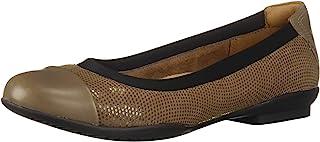 CLARKS Neenah Garden 女式芭蕾舞鞋