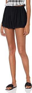 RD Style 女式蕾丝边短裤