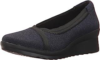 Clarks Caddell Dash 女士坡跟鞋