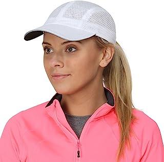 TrailHeads Race Day 高性能跑步帽 | 轻便、快干、女式运动帽 - 4 种颜色