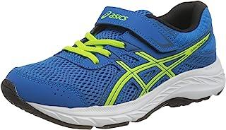 ASICS 中性款儿童 Contend 6 Ps 跑步鞋