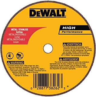 DEWALT DW8713 A36T 车轮,10.16cm X 0.79cm X 0.64cm