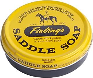 Fiebing's 马鞍皂,3.5 盎司,黄色