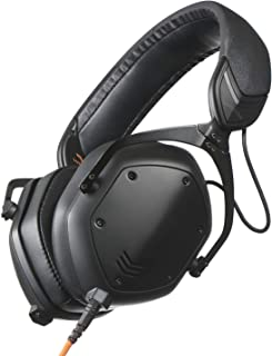 V-MODA Crossfade M-100 Master 耳罩降噪耳机 黑色