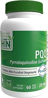 PQQ 20毫克 60粒素食胶囊(吡咯并喹啉醌)