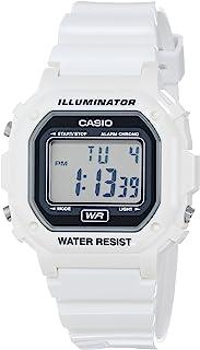 Casio 卡西欧 中性款 F-108WHC-7ACF 经典白色树脂表带手表