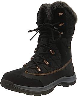 Jack Wolfskin 女式 Aspen Texapore 高筒雪地靴