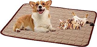 狗狗冷却垫 透气宠物垫 狗垫 便携式可洗垫*床 适用于小狗猫、狗窝、箱子、狗舍