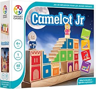 Smartgames - SG 031 FR - Camelot Jr - 思考游戏和观察